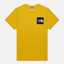 Мужская футболка The North Face Mos Bamboo Yellow фото- 0