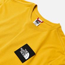 Мужская футболка The North Face Mos Bamboo Yellow фото- 1