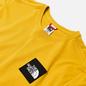 Мужская футболка The North Face Mos Bamboo Yellow фото - 1