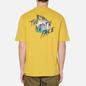 Мужская футболка The North Face Mos Bamboo Yellow фото - 3
