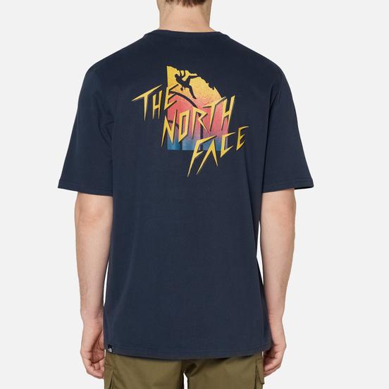 Мужская футболка The North Face Mos Urban Navy