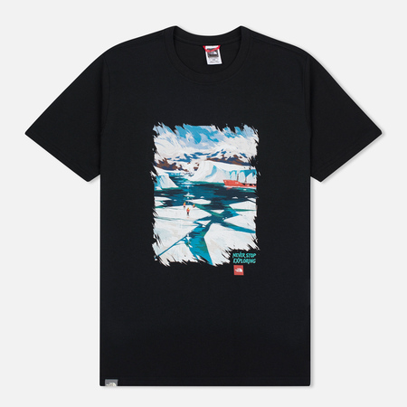 The North Face Never Stop Exploring Series Men's T-Shirt Black