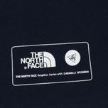 Мужская футболка The North Face Never Stop Exploring Series Urban Navy фото- 3
