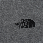 Мужская футболка The North Face Never Stop Exploring TNF Medium Grey Heather фото- 3