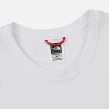 Мужская футболка The North Face Never Stop Exploring TNF White/Black фото- 1