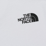Мужская футболка The North Face Never Stop Exploring TNF White/Black фото- 3