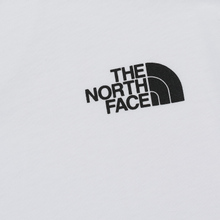 Мужская футболка The North Face Never Stop Exploring TNF White/Black фото- 3