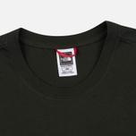 Мужская футболка The North Face Red Box Rosin Green фото- 1