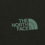 Мужская футболка The North Face Red Box Rosin Green фото- 2