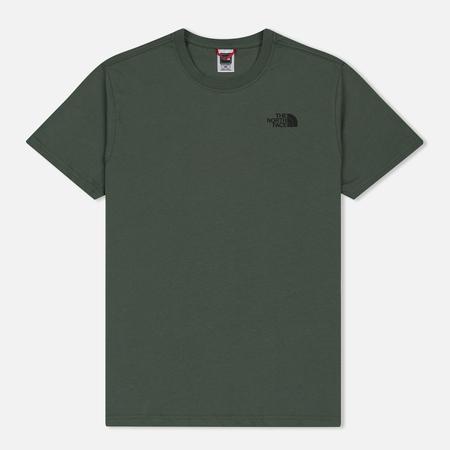 Мужская футболка The North Face Red Box Thyme