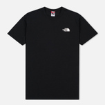 Мужская футболка The North Face Red Box TNF Black фото- 0