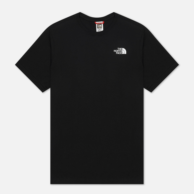 Мужская футболка The North Face Red Box TNF Black