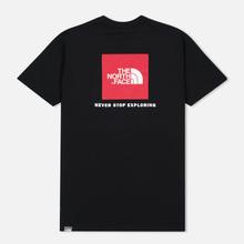 Мужская футболка The North Face Red Box TNF Black фото- 3