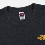 Мужская футболка The North Face Red Box TNF Dark Grey Heather фото- 1