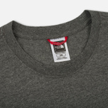 Мужская футболка The North Face Red Box TNF Medium Grey Heather фото- 1