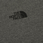 Мужская футболка The North Face Red Box TNF Medium Grey Heather фото- 2