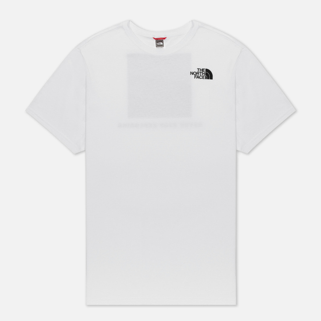 Мужская футболка The North Face Red Box TNF White