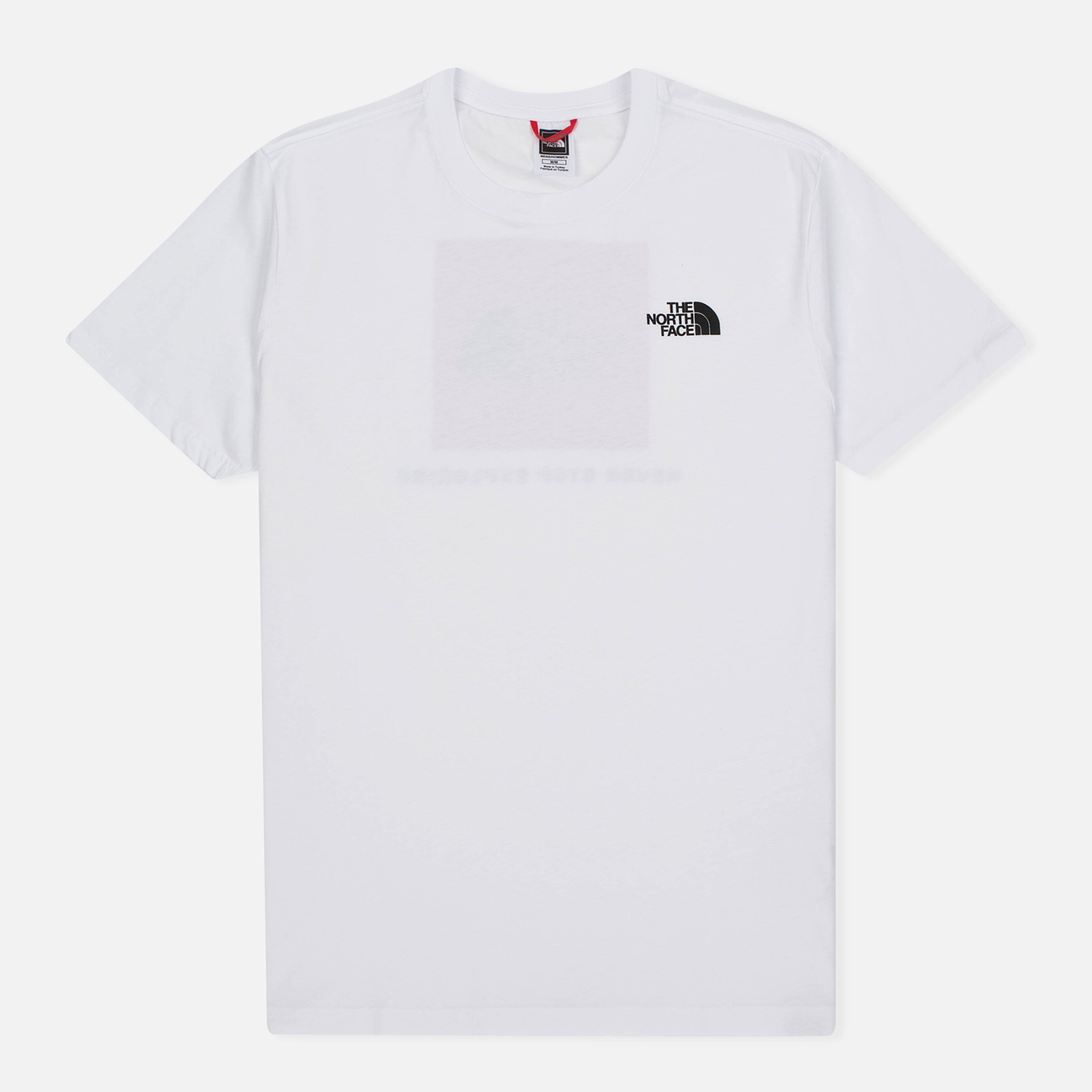 Мужская футболка The North Face Red Box TNF White