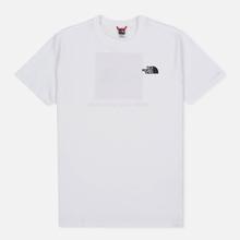 Мужская футболка The North Face Red Box TNF White фото- 0