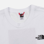 Мужская футболка The North Face Red Box TNF White фото- 1