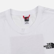 Мужская футболка The North Face Red Box TNF White фото- 1