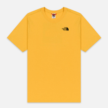 Мужская футболка The North Face Red Box TNF Yellow/TNF Black фото- 0