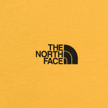 Мужская футболка The North Face Red Box TNF Yellow/TNF Black фото- 2