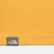 Мужская футболка The North Face Red Box TNF Yellow/TNF Black фото- 3