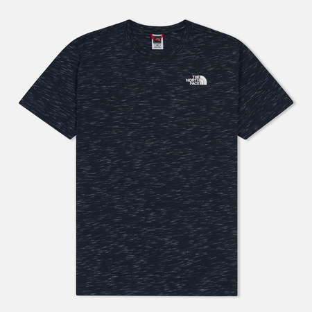 Мужская футболка The North Face Red Box Urban Navy/TNF White