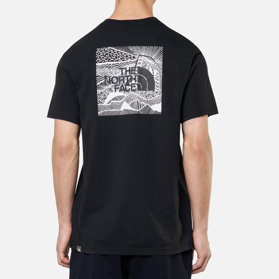 Мужская футболка The North Face Redbox Celebration TNF Black
