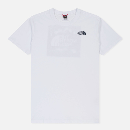 Мужская футболка The North Face Redbox Celebration TNF White/Urban Navy