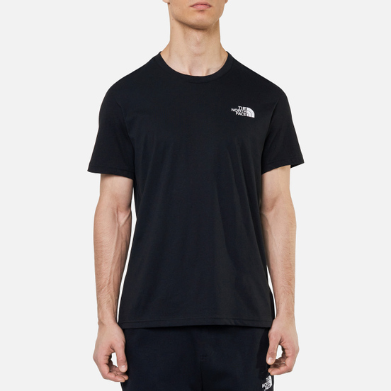 Мужская футболка The North Face Simple Dome Black