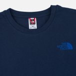 The North Face Simple Dome Men's T-shirt  Blue photo- 1