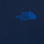 The North Face Simple Dome Men's T-shirt  Blue photo- 2