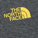 Мужская футболка The North Face Simple Dome Medium Grey Heather фото- 2