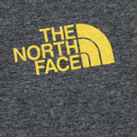 Мужская футболка The North Face Simple Dome Medium Grey Heather фото- 4