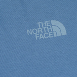 The North Face Simple Dome Moonlight Men's T-shirt Blue photo- 2