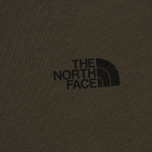 Мужская футболка The North Face Simple Dome New Taupe Green/TNF Black фото- 2