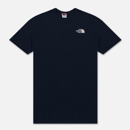 Мужская футболка The North Face Simple Dome Urban Navy