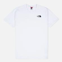 Мужская футболка The North Face Simple Dome White фото- 0