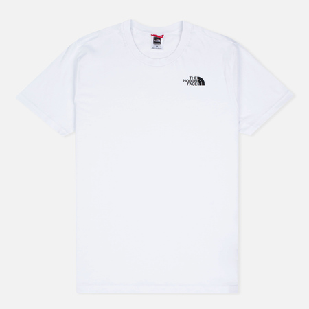 Мужская футболка The North Face Simple Dome White