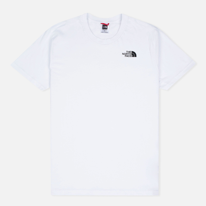 The North Face Simple Dome Men's T-shirt White