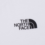 The North Face Simple Dome Men's T-shirt White photo- 2