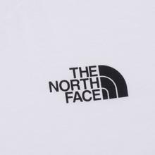 Мужская футболка The North Face Simple Dome White фото- 2