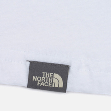 Мужская футболка The North Face Simple Dome White фото- 4