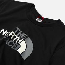 Мужская футболка The North Face SS Easy TNF Black фото- 1