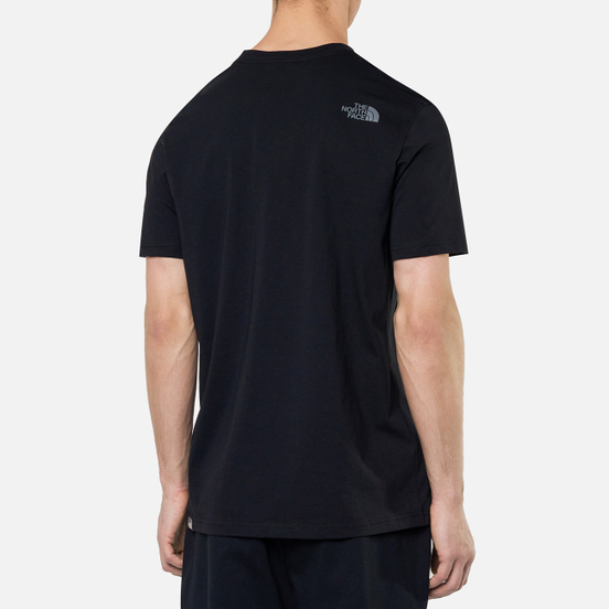 Мужская футболка The North Face SS Easy TNF Black