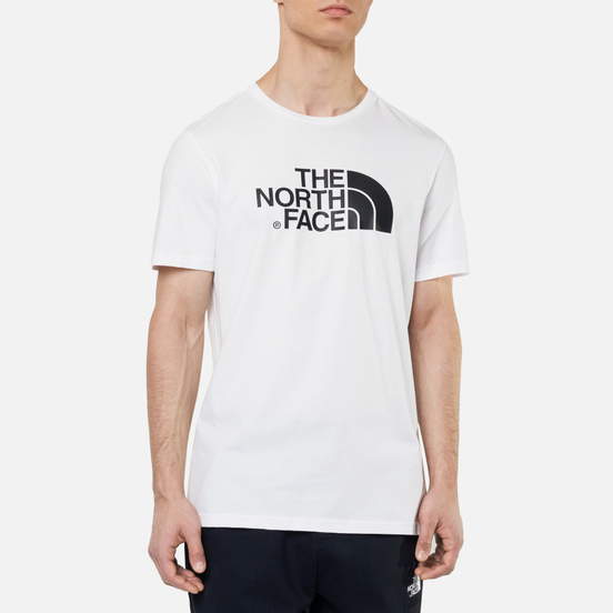 Мужская футболка The North Face SS Easy TNF White