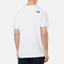 Мужская футболка The North Face SS Easy TNF White фото- 3