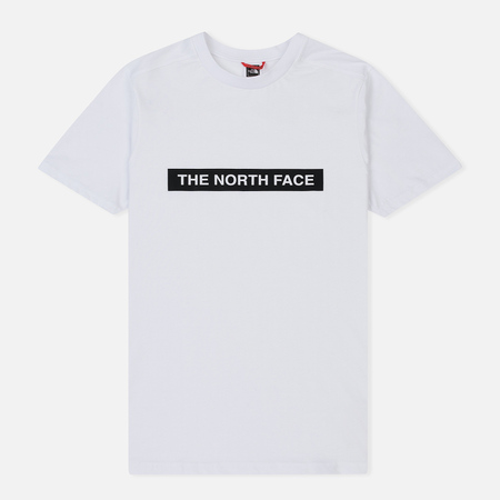 Мужская футболка The North Face SS Light TNF White